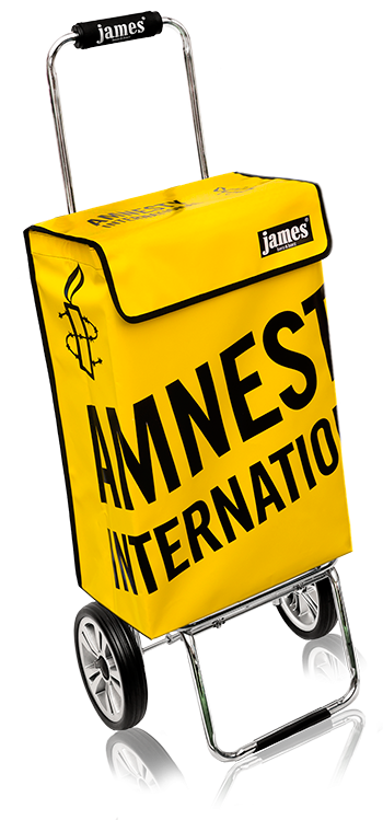 amnesty international - james your design