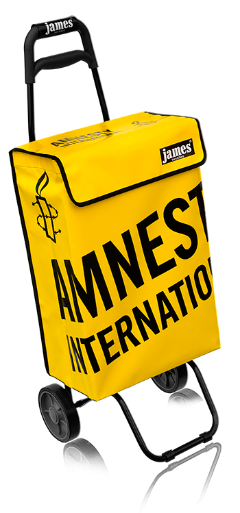 amnesty james - casterräder