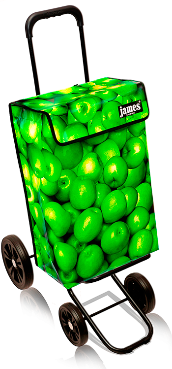 apple james - 4-rad-gestell