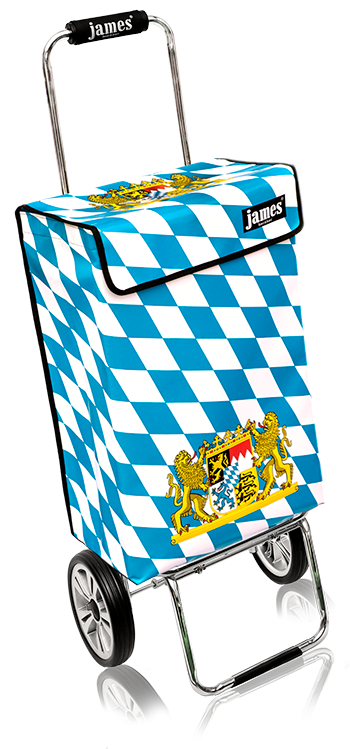 bavaria james - Chrome19 Flüsterräder