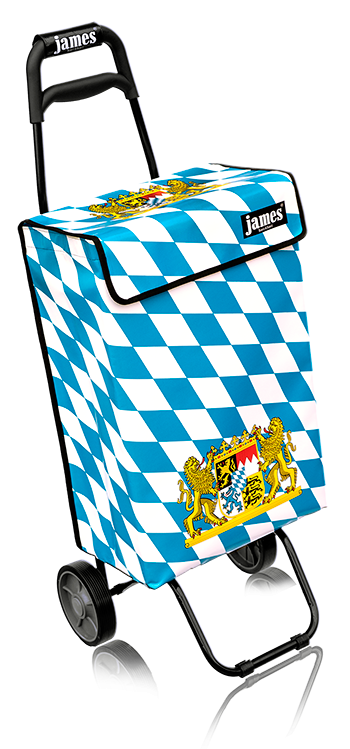 bavaria james - flex casterräder