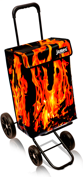 fire james - 4-rad-gestell