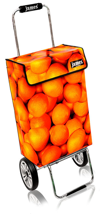 orange james - Chrome19 Flüsterräder