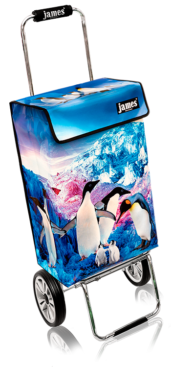 pinguin james - Chrome19 Flüsterräder