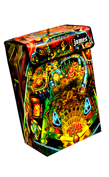 pinball rocks box