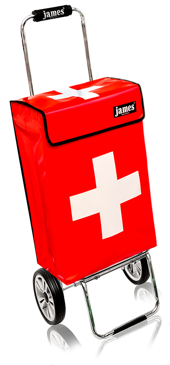 swiss james - Chrome19 Flüsterräder